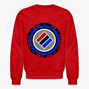 Da Shield (Sweatshirt) - Crewneck Sweatshirt