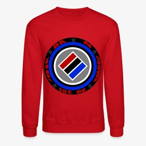 Da Shield (Sweatshirt) - Crewneck Sweatshirt