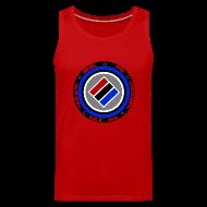 Sportswear ~ Men's Premium Tank ~ Da Shield (Tank)