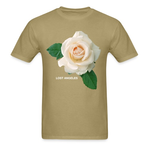 I Don't Know What Im Doing Rose Shirt - Men's T-Shirt