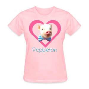 Poppleton Womens Shirt - Women's T-Shirt