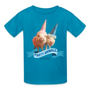 Kid's Party Animals - Kids' T-Shirt