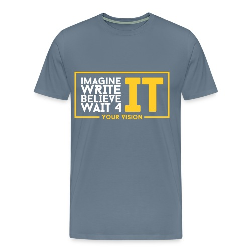 Vision Tee - Men's Premium T-Shirt