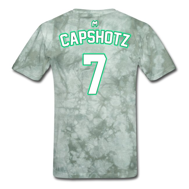 Player T-Shirt | Capshotz