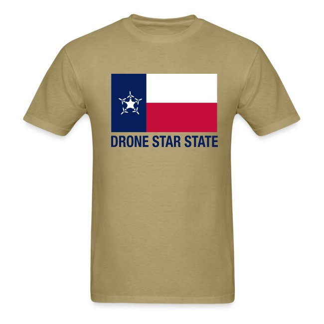 Drone Star State - Tan