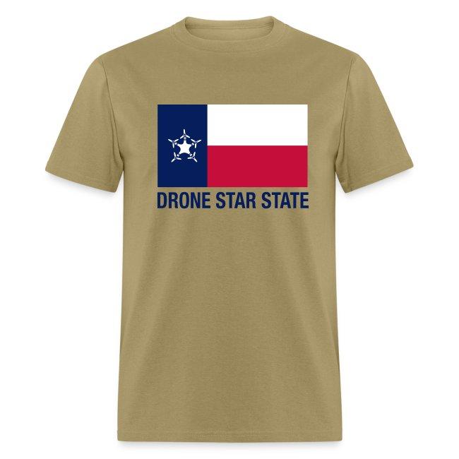 Drone Star State - Tan