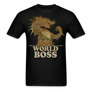 Golden Dragon World Boss - Men's T-Shirt