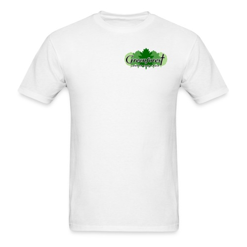 Greenforest T-Shirt (Men) - Men's T-Shirt