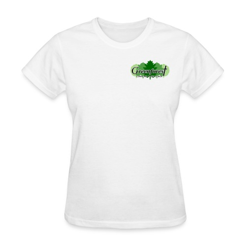 Greenforest T-Shirt (Women)  - Women's T-Shirt