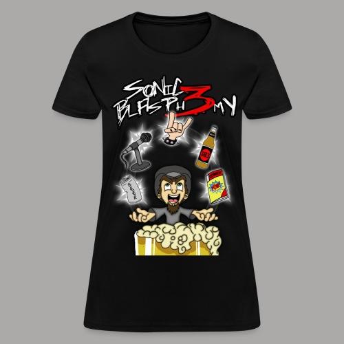 Tragically Malicious Women's Tee - Women's T-Shirt
