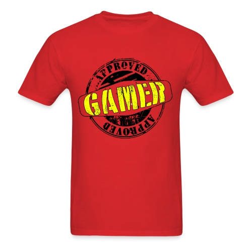 Gamer Approved - Men's T-Shirt