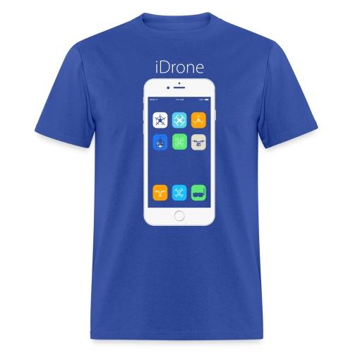 iDrone - Royal Blue - Men's T-Shirt