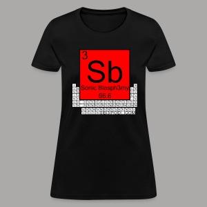 Periodic Table Women's Tee - Women's T-Shirt