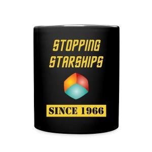 Stopping Starships Corbomite Maneuver Episode 10 Coffee Mug - Full Color Mug