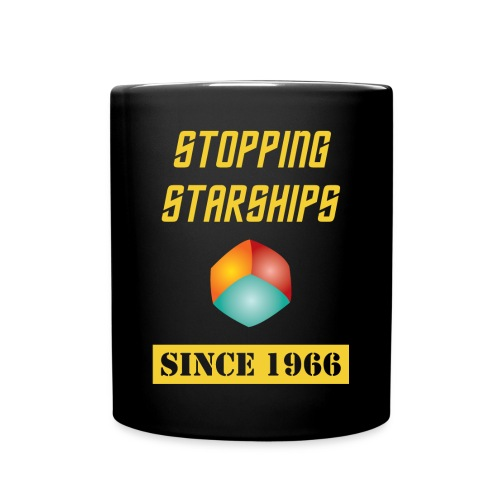 Stopping Starships Corbomite Maneuver Episode 10 Coffee Mug - Full Color Mug