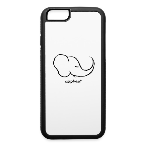 Elephant Marlo - Aephent - iPhone 6/6s Rubber Case