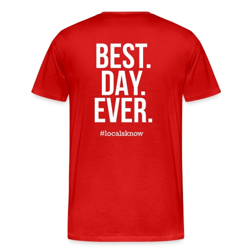 Mens or Unisex T-Shirt Cheapest - UA - Men's Premium T-Shirt