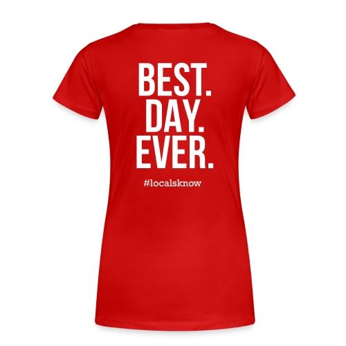 Womens T-Shirt - UA Generic - Women's Premium T-Shirt