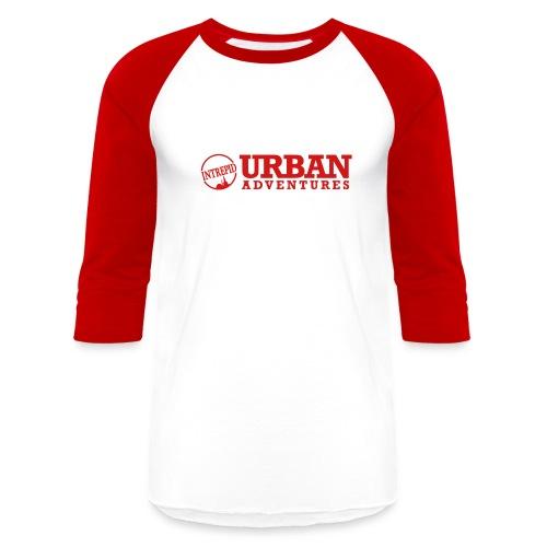 Long Sleeve Baseball - UA - Baseball T-Shirt