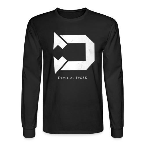 Long Sleeve Shirt 1 Black - Men's Long Sleeve T-Shirt