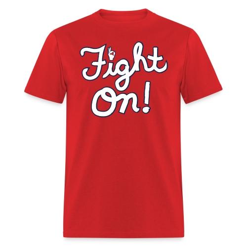 Fight On, Seawolves - Men's T-Shirt