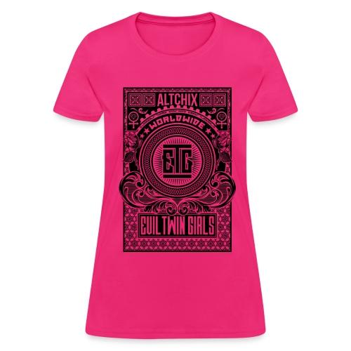 Altchix Worldwide - Women's T-Shirt