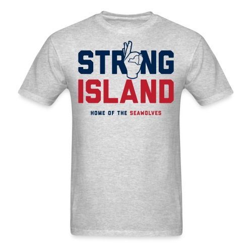 Strong Island Seawolves - Men's T-Shirt