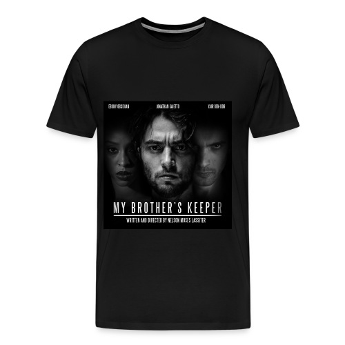 Brother's Keeper Official T Shirt (Mens) - Men's Premium T-Shirt