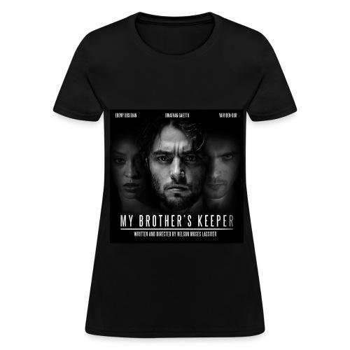 Brother's Keeper Official T Shirt (Womens) - Women's T-Shirt