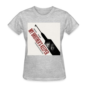 Brothers Keeper Gray Classic T (Womens) - Women's T-Shirt