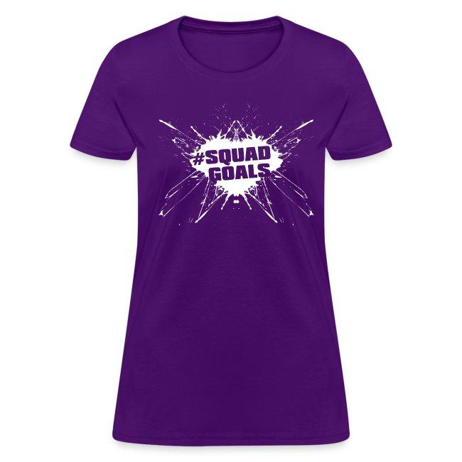 #SquadGoals (Women) White