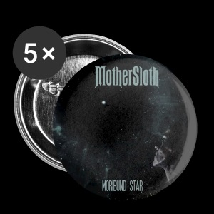 MotherSloth - Moribund Star 2 Button - Small Buttons