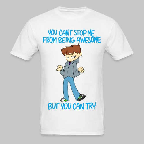 Being Awesome - Men's Tee - Men's T-Shirt