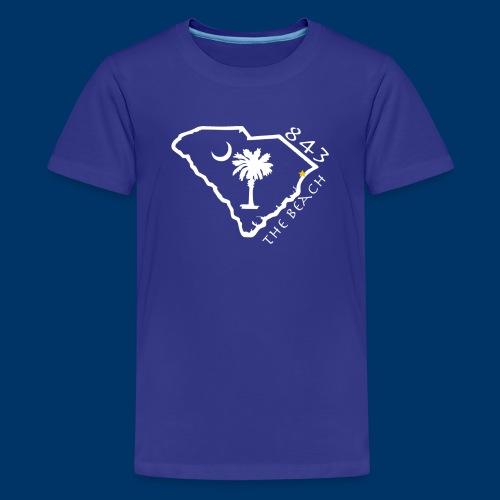843 The Beach T - Kids - Kids' Premium T-Shirt