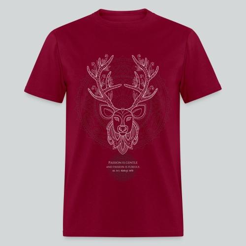Buck Quote - Men's T-Shirt