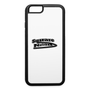 Square Nation 6 Plus Case - iPhone 6/6s Rubber Case