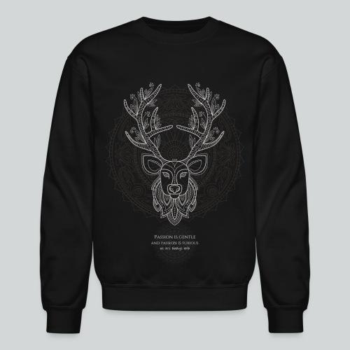 Buck Quote - Crewneck Sweatshirt