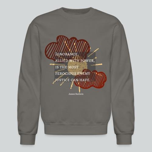 James - Crewneck Sweatshirt