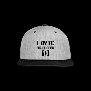 I Byte! - Snap-back Baseball Cap