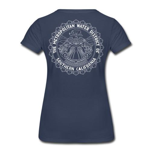 White MWD Seal Women - Women's Premium T-Shirt