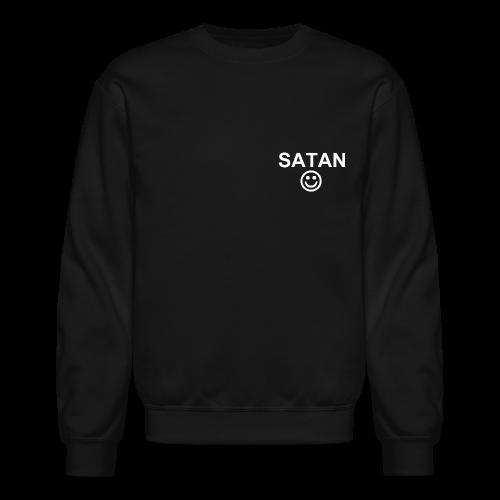 Satan Smile Sweater - Crewneck Sweatshirt