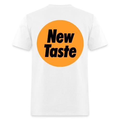 New Taste - Men's T-Shirt