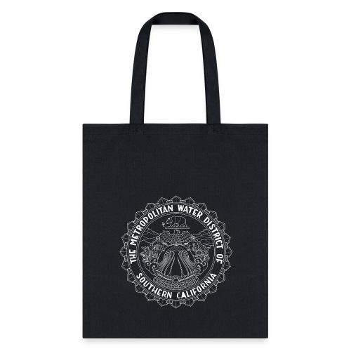 MWD White Tote - Tote Bag