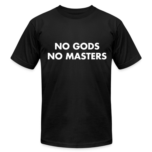 NO MASTERS - Men's  Jersey T-Shirt