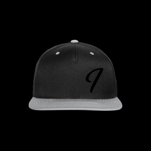 Dark Snap-back - Snap-back Baseball Cap