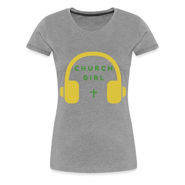 Church Girl Headphones