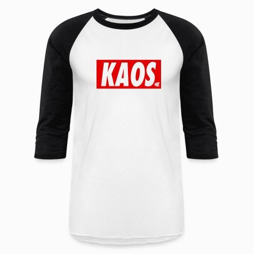 Kaos Classic Baseball Tee - Baseball T-Shirt