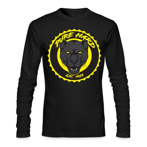 pure hard - Men's Long Sleeve T-Shirt by Next Level
