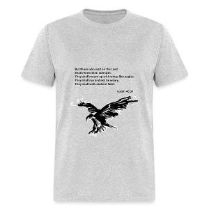 Isaiah 40:31 (Men's) - Men's T-Shirt