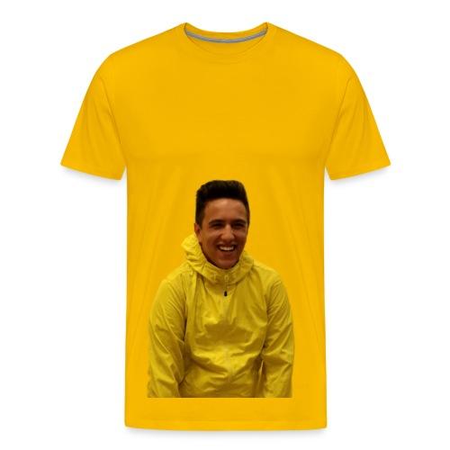 Laughing Face Men's T-Shirt - Men's Premium T-Shirt